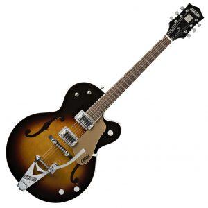 Gretsch G6117T-HT Anniversary Bigsby Electric Guitar Sunburst