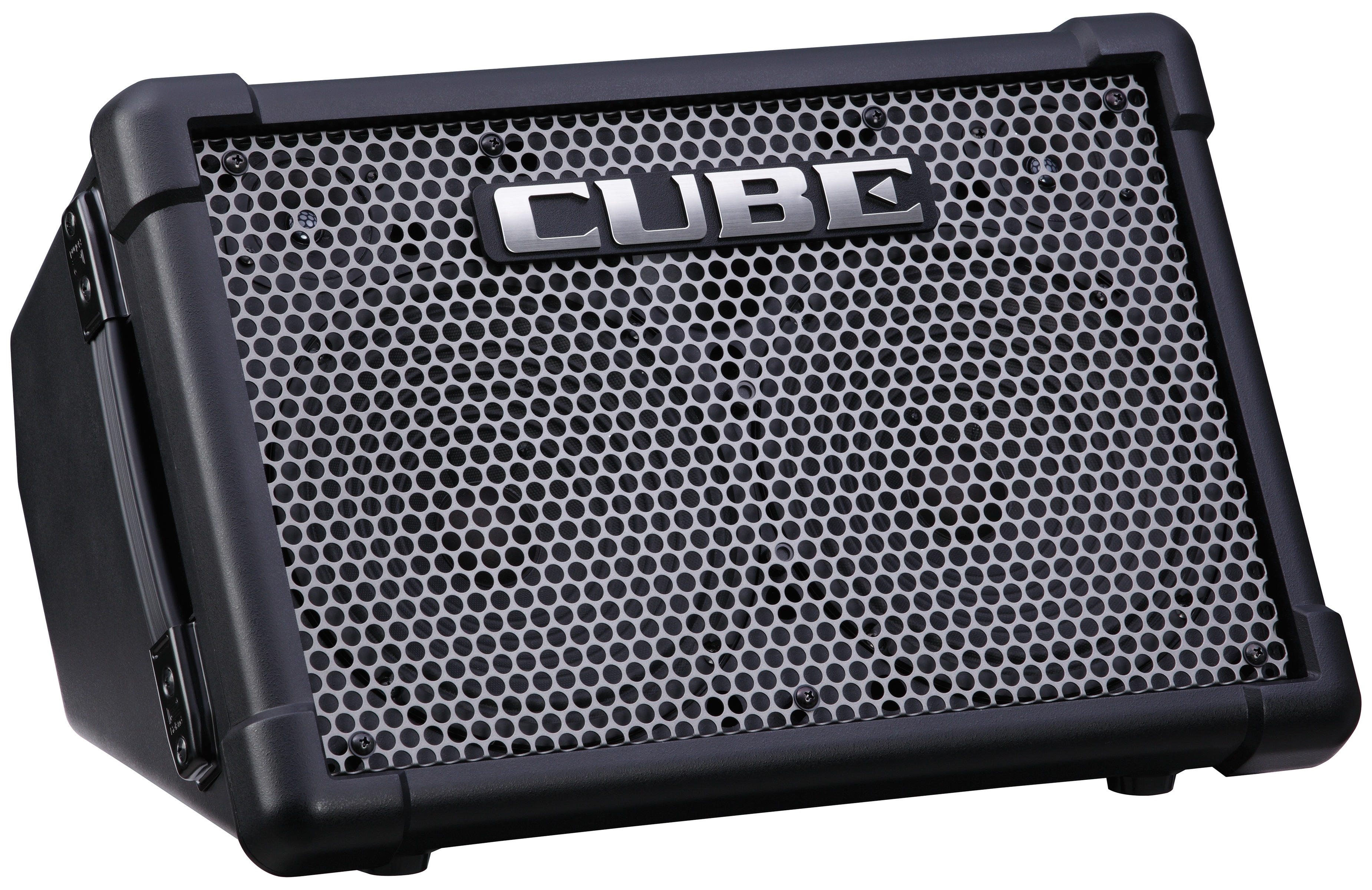 roland cube stex street ex battery powered stereo guitar combo amp metro sound and music. Black Bedroom Furniture Sets. Home Design Ideas