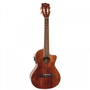 Kala KA-KTG-CE Hawaiian Koa Tenor Cutaway Ukulele with EQ