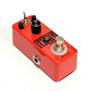 Outlaw Dead Man's Hand Overdrive Guitar Effects Pedal