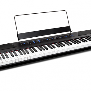 Alesis Recital 88-Key Digital Piano Keyboard