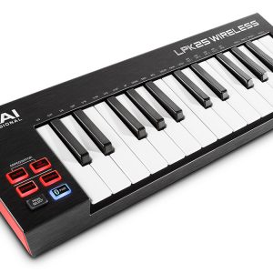 Akai LPK25 Wireless Bluetooth & USB MIDI Keyboard Controller