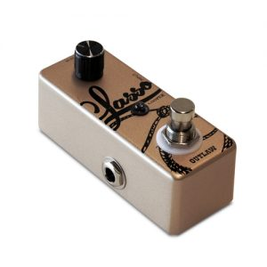 Outlaw Lasso Looper Guitar Looping Pedal