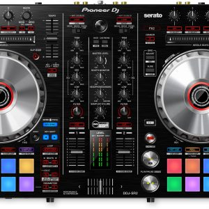 Pioneer DDJ-SR2 Portable 2-channel DJ Controller for Serato DJ