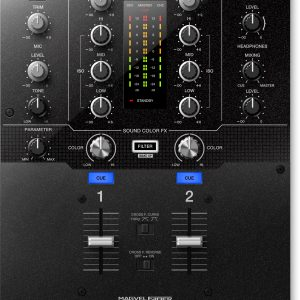 Pioneer DJM-S3 2-channel DJ Mixer for Serato