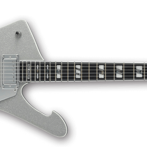 Ibanez PS120SP-SSP Paul Stanley (Silver Sparkle) Electric Guitar