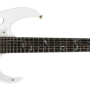 Ibanez JEM7V-WH Steve Vai Signature (White) Electric Guitar & Case