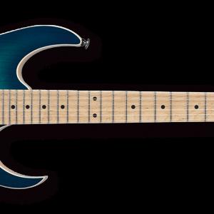 Ibanez RG652AHMFX-NGB RG (Nebula Green Burst) Electric Guitar & Case