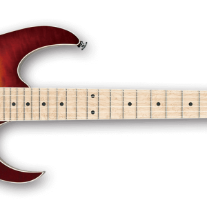 Ibanez RG657MSK-STB RG Electric Guitar & Case
