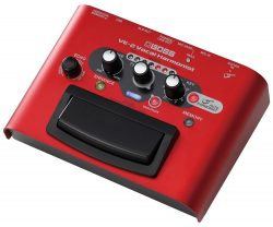 Boss VE-500 – Vocal Performer Pedal | Metro Sound and Music